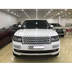Land Rover Range Rover Super Charge 2014