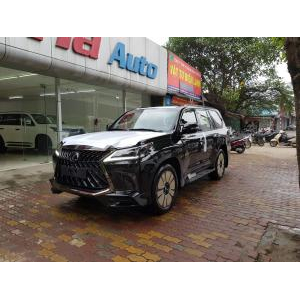 Lexus Lx 570 Black Edition S 2019