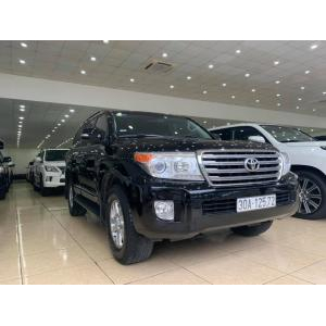 Toyota Land Cruiser Vx 2014