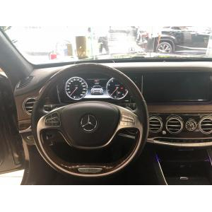 Mercedes Benz S class